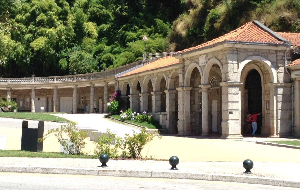 The old spa Vila do Geres